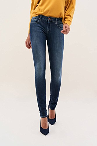 Salsa Premium Skinny Jeans Colette Azzuro Flex BqFBrdn