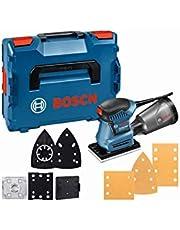 Bosch Professional Vlakschuurmachine GSS 160-1 A Multi (180 W, 1,6 mm Trillingscirkel-Ø, in L-Boxx)
