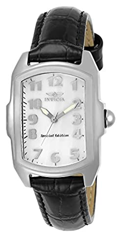Invicta Women's 5168 Baby Lupah Collection Interchangeable Watch Set (Invicta Watch Black Leather)