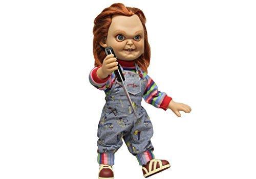 Child's Play Good Guy Chucky 15-Inch Talking Doll ()