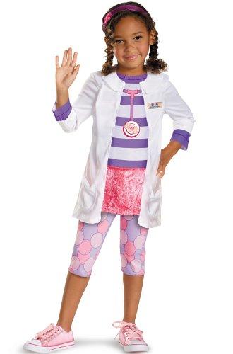Girl's Disney Doc McStuffins Classic Costume, 4-6X -