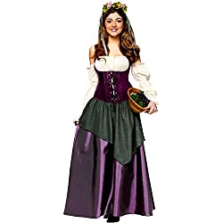 Fun World Women's Tavern Wench Costume