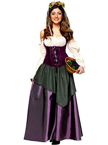 Fun World Womens Tavern Costume