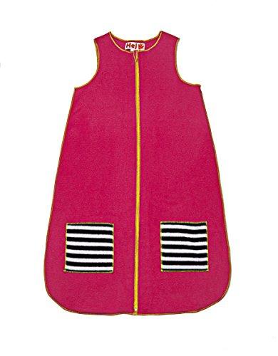 Hej Kid's Sleep Sack, Pink, 3-12 Months