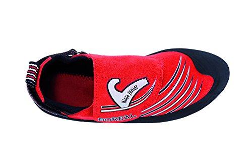 Boreal Ninja Junior - Zapatos deportivos para niño Rojo
