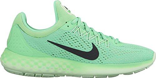 Nike Wmns Lunar Skyelux, Zapatillas de Running para Mujer Varios colores (Verde / Negro / Electro Green / Black / Vapor Green)