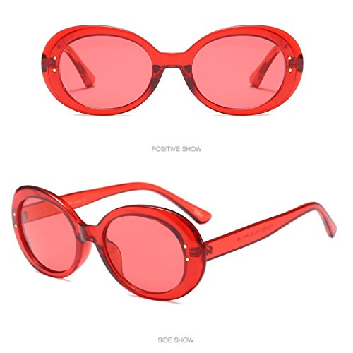 Mujeres de Sol E Gafas para Protección Moda Keepwin Polarizadas XW57Zx