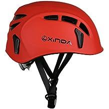 MonkeyJack Safety Helmet Rock Climbing Tree Caving Kayaking Rappel Rescue Hard Hat