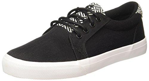 DC Shoes Council TX se–Scarpe da ginnastica per uomo ADYS300087 Black/White