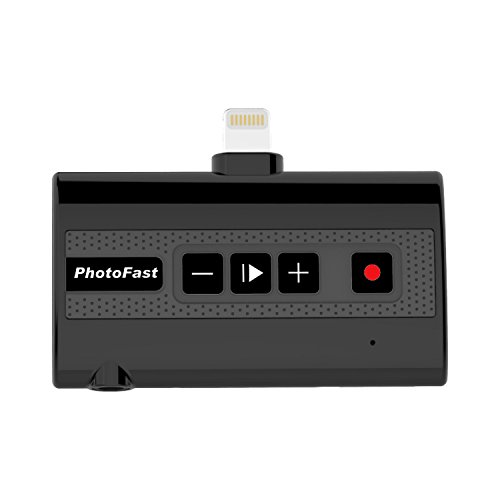 PhotoFast Call Recorder X for iPhone, Cell Phone Call Recording Device ()