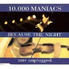 10 000 Maniacs Natalie Merchant Rare Mtv Unplugged Tracks Because The Night Stockton Gala Days Let The Mystery Be Sally Ann Amazon Com Music