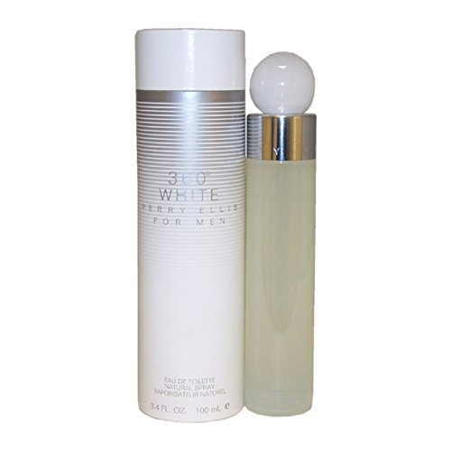 Perry Ellis White Toilette Ounces