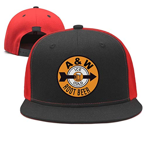 (ftuyuy erett Unisex A&W-Root-Beer-Ice-Cold- Vintage Caps Trucker Hat)