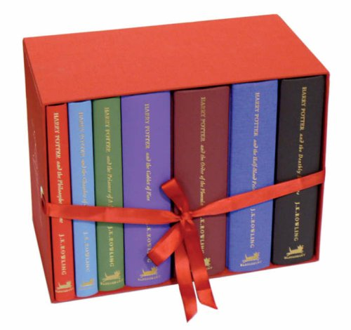 New Used Books Deluxe Harry Potter Ukbloomsbury Publishing Vol 1
