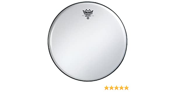 Remo BE0214-00 Smooth White Emperor Drum Head 14-Inch