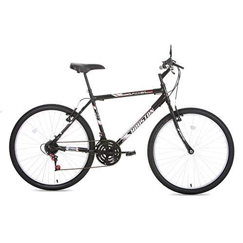 Bicicleta Aro 26 Foxer Hammer Preto - Houston