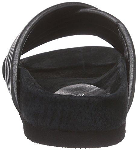 P1 Ouvertes Noir Femme 120006 Noir Sandales rq1PrC