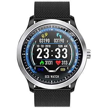 Amazon.com: 2019 Nuevo reloj inteligente para hombres ...