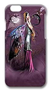 Dragon Whisperer Fairy PC Case Cover for iphone 6 4.7inch by icecream design