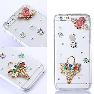 Cubierta Posterior - Gráfico - para iPhone 6 ( Multicolor , Plástico )