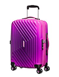 American Tourister Air Force 1 20-Inch Spinner Carry-On, Gradient Pink, International Carry-On