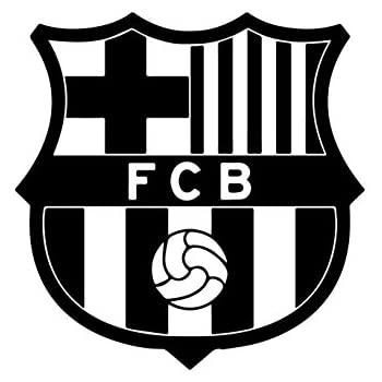 Fc barcelona spain football soccer futbol - Stencil barcelona ...