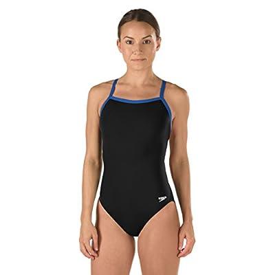 Amazon.com : Speedo Women's Training Flyback Endurance+ Long-Lasting One Piece Swimsuit : Clothing