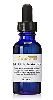 Timeless Skin Care Vitamin C Plus E Ferulic Acid Serum, 1 Oz 0