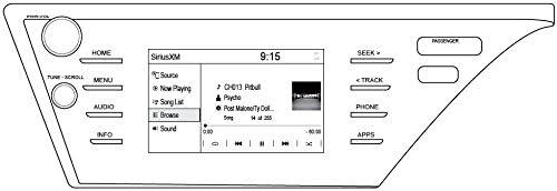 VAIS Technlogy GSR-TY52 SiriusXM Satellite Radio add-on adapter to select Factory Toyota Radios