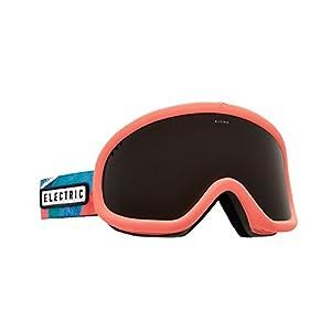 Electric Eyewear Women's Charger Pink Palms/Brose Lens One Size
