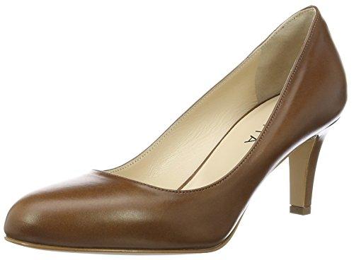 Evita Shoes Bianca - De salón Mujer Marrón