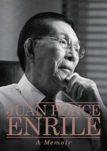 Juan Ponce Enrile A Memoir Pdf