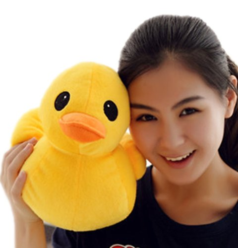 Giant Yellow Duck Stuffed Animal
