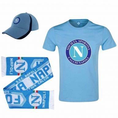Fan T-Shirt, Scarf & Cap Gift Set ()