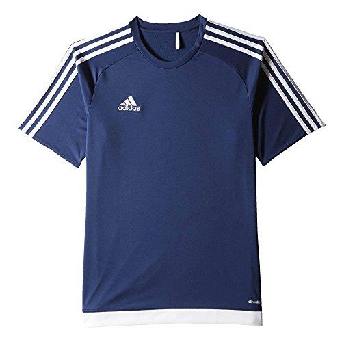 Adidas Bleu white dark Estro Blue Homme 15 Maillot HrfwHg