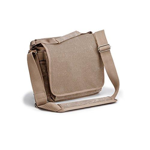 Think Tank Retrospective 10 Medium Shoulder Bag for DSLR Camera and 10'' Tablet, Sandstone by Think Tank Photo