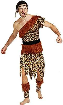 Lovelegis Disfraz de Hombre de Las cavernas primitivo - Primates ...
