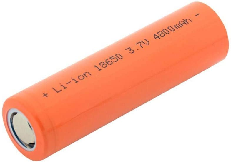 THENAGD New 18650 3.7 v 4800 Mah Rechargeable Li-Ion Battery,for Headlamp Toys Flashlight 10Pieces 1piece