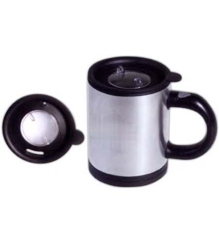 12oz Stainless Steel Stir Mug