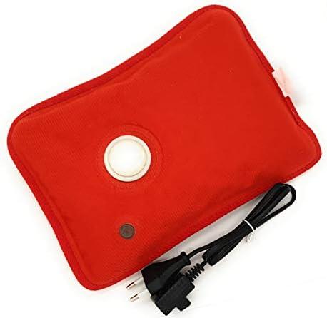 MovilCom® Wärmflasche, elektrisch, wiederaufladbar in nur 15 Minuten, Handwärmer, Muskelschmerzen, Rücken, Menstruation, 600 Watt (Mod.22)