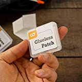CyclingDeal Glueless Bike Tire Patch Repair Kit