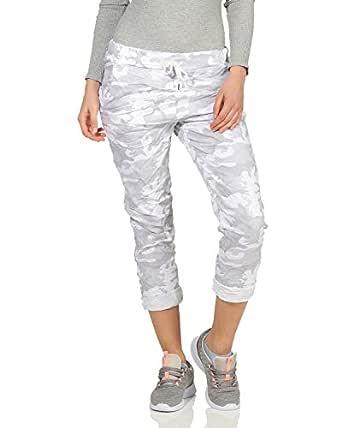 ZARMEXX Pantalones de chándal para Mujer Pantalón de Verano de ...