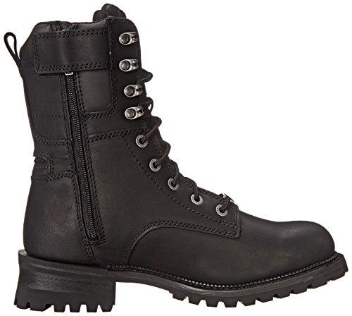 Harley-davidson Mens Elson Logger Boot Noir