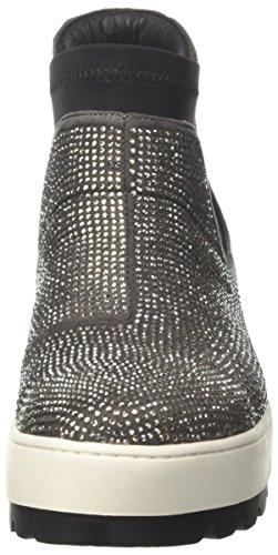CAFèNOIR Women's LDC925016380 Ankle Boots, Grey, 5