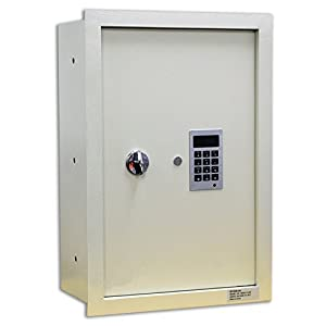 Best Fireproof Wall Safe Review