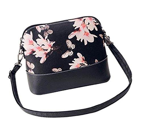 Satchel Women Purse Messenger JACKY Shoulder Leather Printing Bag Bag xgdXdYwqC