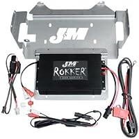 J&M Audio Rokker 330 Watt 2 Channel Amplifier Kit for 2014 and Newer Harley-Davidson Street Glide, Ultra and Trike models - JAMP-330HC14