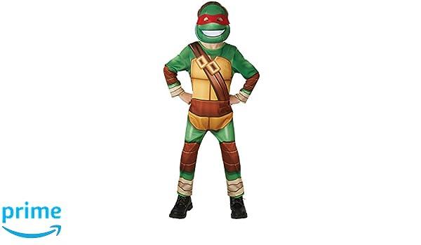 Rubiess – Disfraz infantil oficial de las Tortugas Ninja