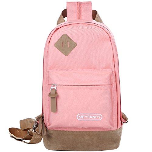 MEYFANCY Mini Backpack Cross Body Sling Bag for...