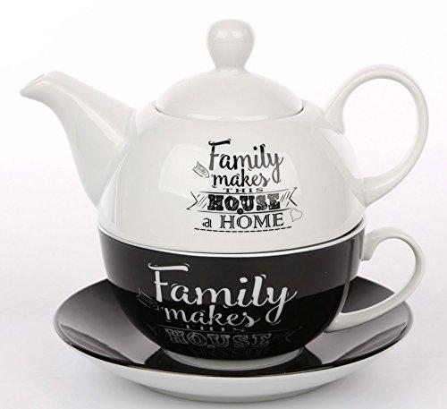 Tea for one Teeset Set TEA FOR ONE